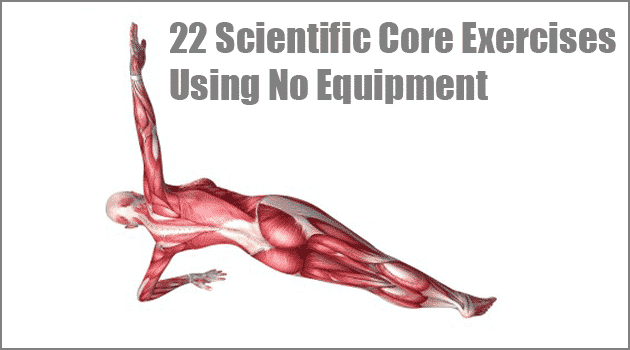 Good Exercises For Your Core Muscles Pictures
