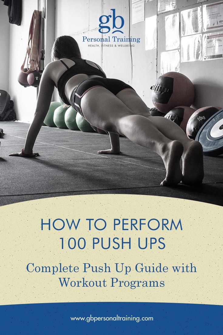 How to Perform 100 Push Ups includes Workout Programs