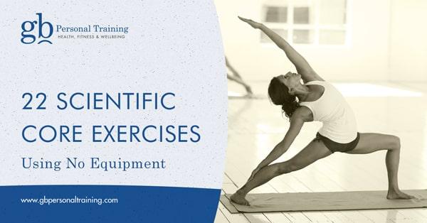 22 Scientific Core Exercises Using No Equipment Blog
