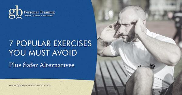 7 popular exercises you must avoid blog