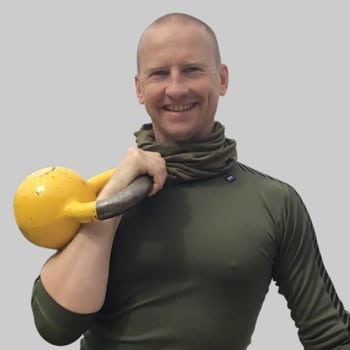 Kettlebell Workouts by Greg