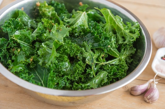Kale Has More Calcium Than Milk