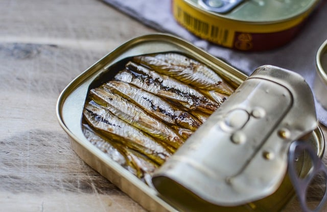Sardines have more calcium than milk